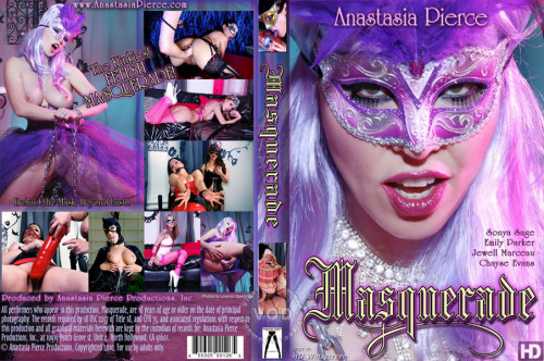 BDSM Anastasia Pierce - Masquerade