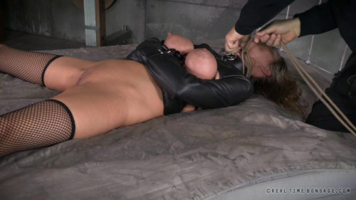 BDSM Rain DeGrey is completely destroyed by brutal ANAL
