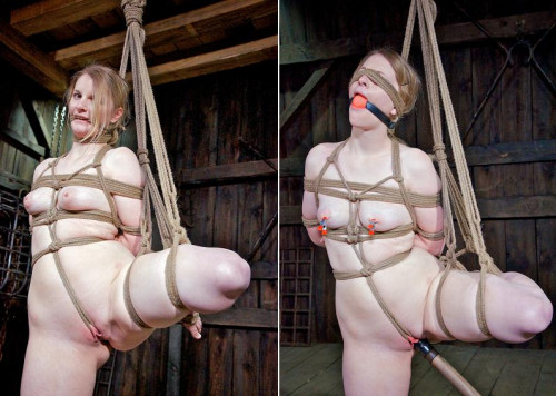 bdsm The real beauty gets an orgasm