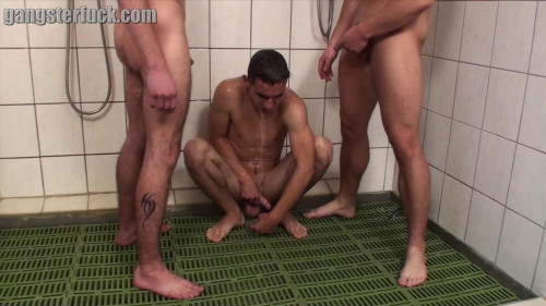 Gay BDSM The Affront scene 3
