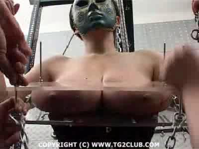 BDSM TG - Slave Juggs Part 13