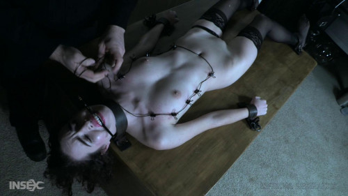 BDSM Brooke Johnson - Extreme, Bondage, Caning