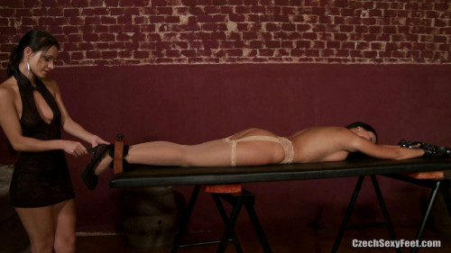 BDSM Fetish Most Popular CzechSexyFeet Collection part 1