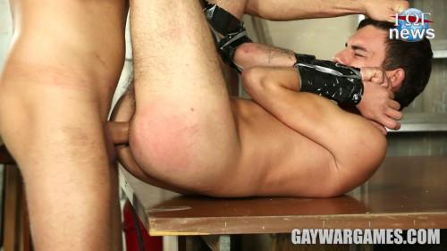 Gay BDSM Christian Taylor