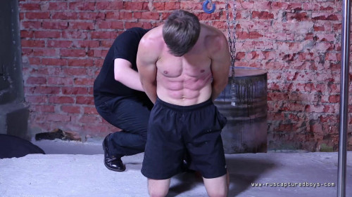 Gay BDSM Captured worker - Final Part