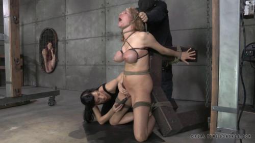 BDSM Broken Blonde Part 1