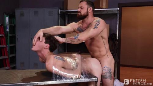 Gay BDSM Sexual His ASSment, Scene 03: Sergeant Miles, Tony Orlando