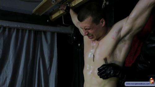 Gay BDSM Ruscapturedboys - Captured Soldier Pavel Semenov - Final - 2017