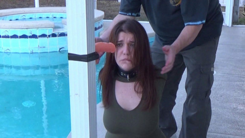 BDSM Suck It Bitch