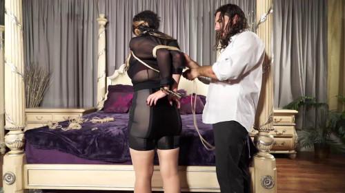 BDSM Plush fills in for Maxine