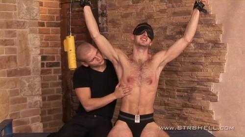 Gay BDSM Borek Loskutak Spanking (2013)