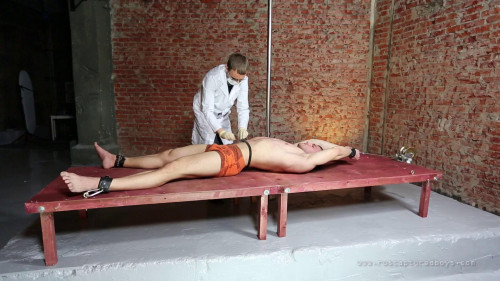 Gay BDSM The First Medical Experiment - Final Part