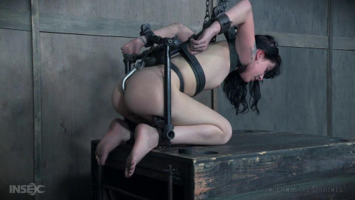 BDSM Suspense Keeps Her at the Edge of Her Seat