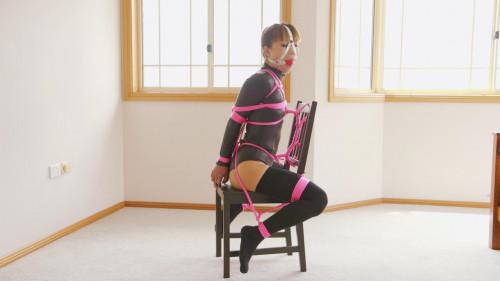 BDSM Straddle Chair Bound