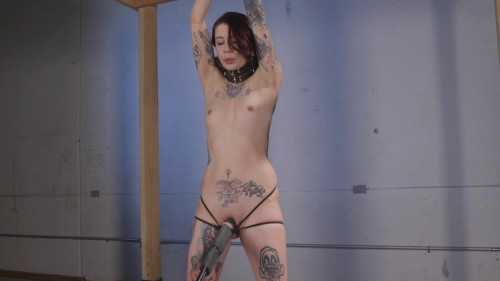 bdsm Standing and Spread