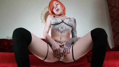 Femdom and Strapon Giantess JOI Party