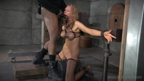 BDSM Sybian blasted out of her mind , HD 720p