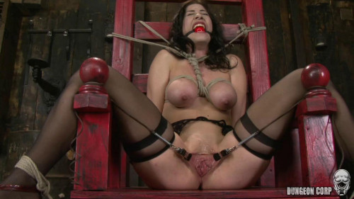 BDSM DungeonCorp - Kymberly Jane - The Grand Tour of Pain