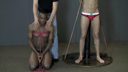 Gay BDSM Marshall and Trey - Part 1-4