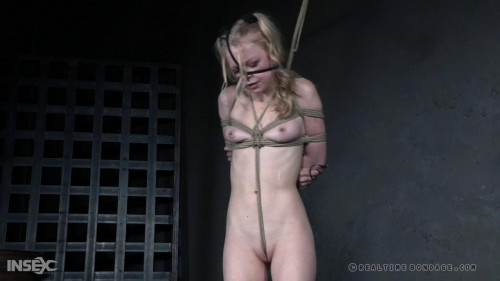 BDSM RTB Bound to Test Part 2 - Alice