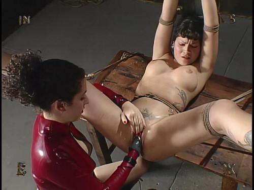 BDSM Latex Insex - Princess Donna Part 2