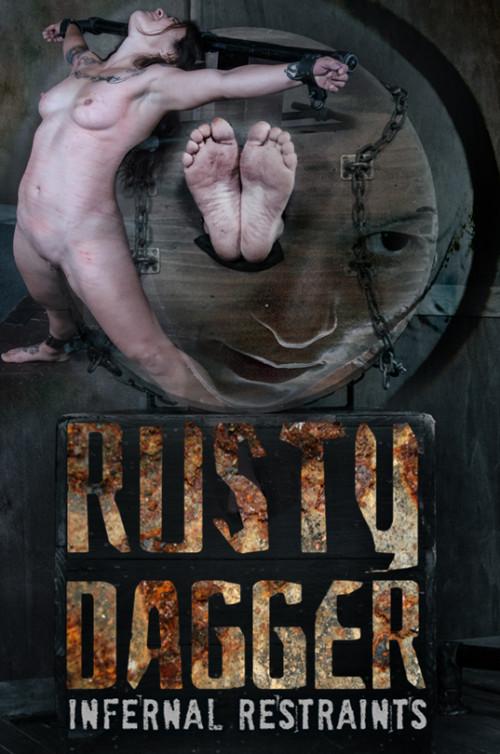 BDSM Rusty Dagger ,Tess Dagger - London River