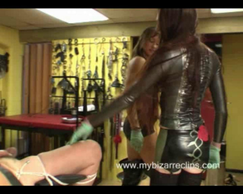 Femdom and Strapon Dommes on Top Finale