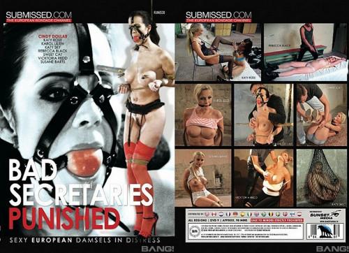 BDSM Bad Secretaries Punished