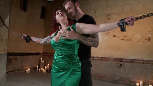 bdsm 04-11-2014 - Mz. Berlin Brutally Fucked by a Young Stud