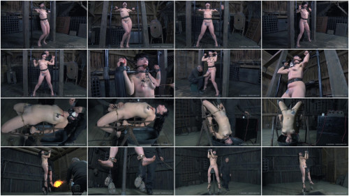 BDSM InfernalRestraints The Farm  Part 2 Tortured Sole