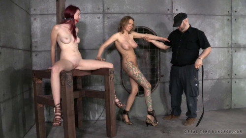 BDSM Broken Blonde Part 3