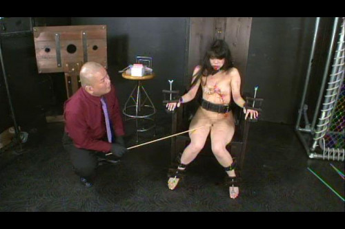 BDSM Pain Gate Extreme Torture