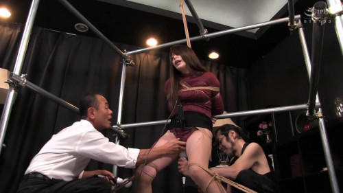 Asians BDSM RedBabe - Crimson Pleasure Weapon Torture Crimson [dber-060]