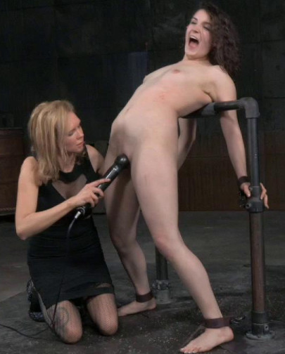 BDSM Play With Perfect Slave Endza