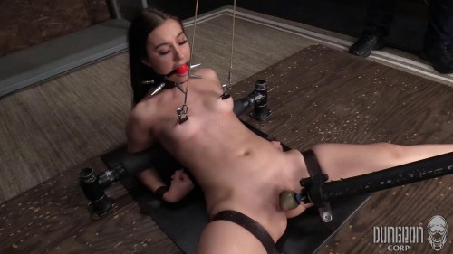 BDSM Playing with Jazmin
