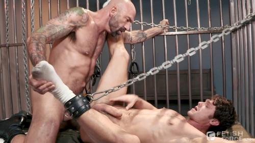 Gay BDSM Submission Prison, Scene 4