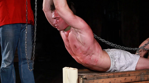 Gay BDSM Trap for Escaped Captives part 6