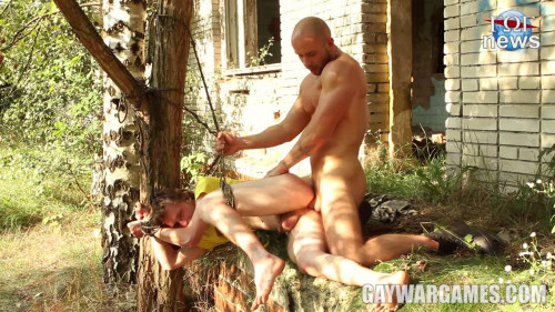 Gay BDSM Obsessed Parts 4