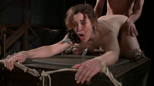 BDSM Elizabeth Thorn and Maestro - Resistance is Futile