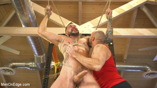 Gay BDSM Cock Workout