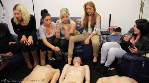 Femdom and Strapon Young Dommes Porn Videos Part 6 (10 videos)