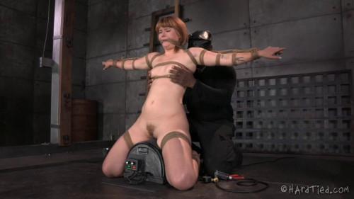 BDSM HT - A Little Miss Robbins - Jack Hammer, Claire Robbins