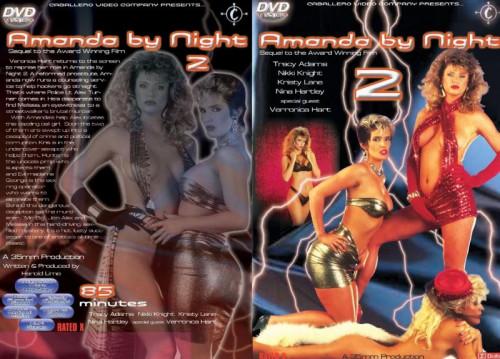 Amanda By Night Vol. 2