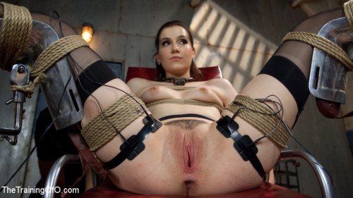 BDSM Fortitude and Lust - Training Kasey Day Two