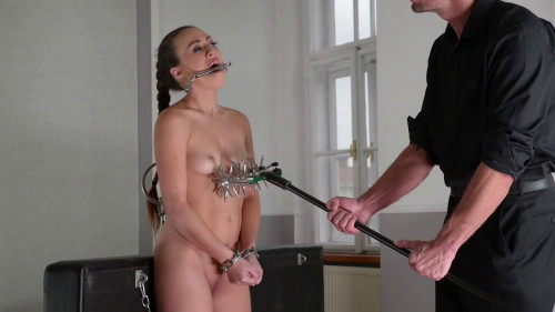 BDSM Tied Up and Desperate - Vol. 2 - Scene 1 - Tiffany Doll