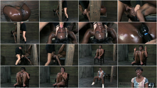 BDSM Ana Foxxx is objectified and humiliated