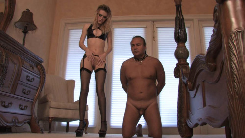 Femdom and Strapon Porn Most Popular Subby Hubby Collection part 29