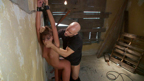 bdsm Porn Whore Learns the Ropes - Only Pain HD