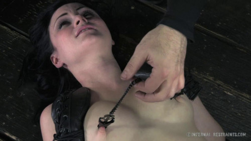 bdsm Veruca James - Pussy On The Pole