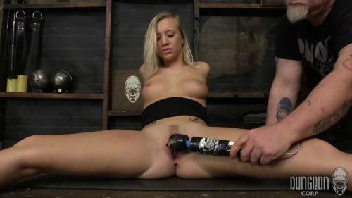 BDSM Bailey Brooke - Bodacious Bailey Bratty In Bondage part 2